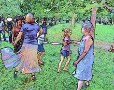 Dance Scottish at Dufferin Grove