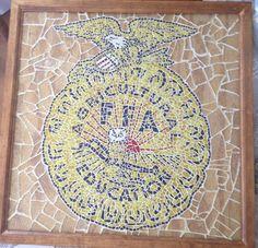 mosaic FFA emblem!