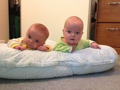 The 6 in 1 Twin Z Pillow ! A mom a multiples must have! www.twinznursingpillow.com