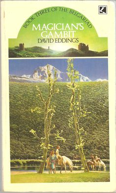 David Eddings. Magician's Gambit.