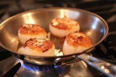 foolproof method - how to cook scallops