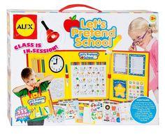 Pretend Play School Teacher Set Kids Toys Educational Toy for Children Preschool #PretendPlaySchoolTeacherSet