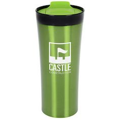 View a larger, more detailed picture of the Edmonton Travel Tumbler - 16 oz