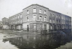 Adair Road • Junction with Southam Street •1932
