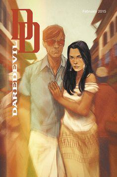 Daredevil by Phil Noto