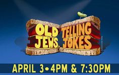 OLD JEWS TELLING JOKES features five actors in a revue that pays tribute to and reinvents classic jokes of the past and present. The show also features comic songs – brand-new and satisfyingly old – as well as tributes to some of the giants of the comedy world and to oldjewstellingjokes.com, which inspired the show. OLD JEWS TELLING JOKES is inspired by the website OldJewsTellingJokes.com, and features both brand new and satisfyingly old songs and jokes. If you've ever had a mother, visited…