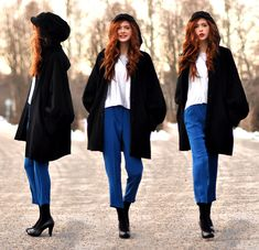 Off in the night (by Ebba Zingmark) http://lookbook.nu/look/2884549-Off-in-the-night