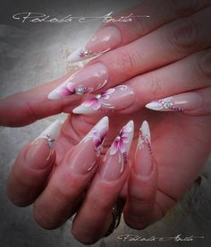 Uñas Younique Presenter, Top Nail, Flower Nails, Trendy Nails, My Nails, 3 D, Wedding Inspiration, Hair Beauty, Nail Art