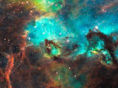 NGC 2074  js