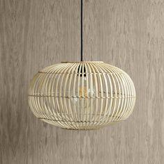 Pendant Lighting Bedroom, Home Lighting, Outdoor Lighting, Bamboo Pendant Light, Buy Bamboo, Broste Copenhagen, Rainbow Decorations, Rustic Nursery, Light And Shadow