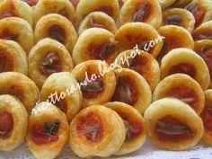 Pasta brise ricetta base #ricetta di @luisellablog Finger Foods, Peach, Fruit, Peaches, Finger Food, Snacks