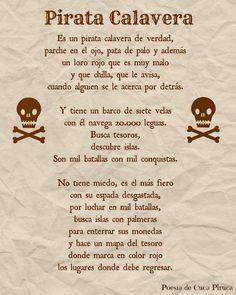 Cuca Piruca: Pirata Calavera