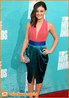Lucy Hale Is Excited For Big Time Rush's Third Studio Album