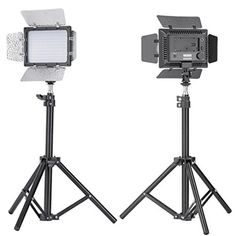 Iluminación de fotografía ESDdI-Luces Paraguas Kit 600W 5500K portátil continua