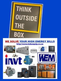 Thinking Outside The Box, Electric Motor, Save Energy, The Outsiders, Motors