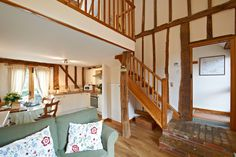 Lavenham Cottage - Suffolk Self Catering Hot Tub Holiday Cottages