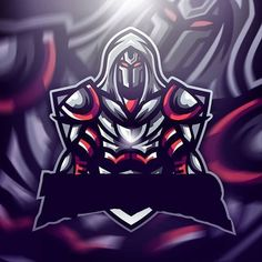 Team Logo Design, Logo Desing, Mascot Design, Logo Esport, Ninja Logo, Esports Logo, Game Logo, Creative Logo, Cool Logo