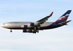 Aeroflot Russian Airlines Ilyushin IL-96-300