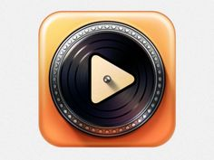 Turnplay v.1.1 app icon design