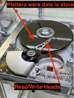 Checked in a Western Digital Caviar 2850 that wasn't mounting. Customer wasn't sure if the drive was clicking or making any sounds. As you can see, this is a very old model drive. Finding a donor should be a lot of fun!
