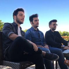 """16.9k Likes, 147 Comments - Il Volo (@ilvolomusic) on Instagram: """"#buongiorno #buonsabato #27maggio ☀️#goodmorning  #ilvolo """""""
