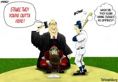 Of Fallible Umpires and Rogue Judges