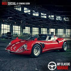 '47 Alfa Romeo