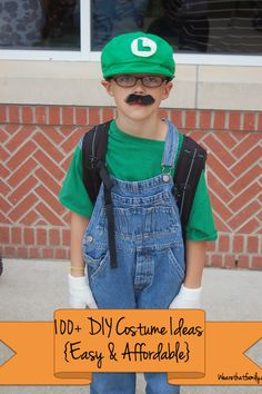 Check out these wonderful results for DIY costume ideas