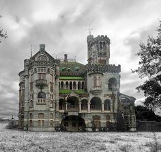 Palacio abandonado em portugal