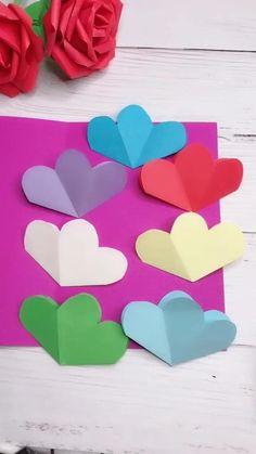 Diy Resin Crafts, Diy Crafts Hacks, Diy Crafts For Gifts, Craft Stick Crafts, Creative Crafts, Toddler Paper Crafts, Turtle Crafts, Homemade Anniversary Gifts, Paper Crafts Origami