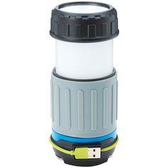 Dorcy 250-lumen Multifunction Flashlight & Powerbank