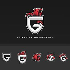 Bears logo for Basketball Team | 99designs