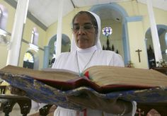 A small Christian community in Paharaiya, a village in northwestern Sri Lanka, say they won't be seeking revenge against a group of radical Buddhists who destroyed their local church, and wil…