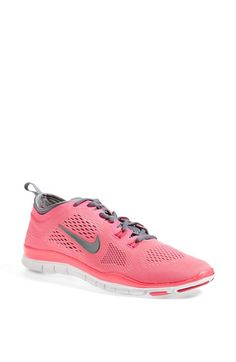 Nike 'Free 5.0 TR Fit 4' Training Shoe (Women) available at #Nordstrom #anniversarysale