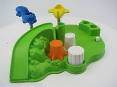 Vintage Fisher Price Playground #2525 http://www.luckypennyshop.com/toys.htm