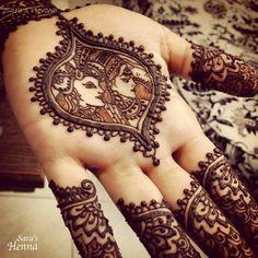 Mehndi Maharani Finalist: Sara's Henna http://maharaniweddings.com/gallery/photo/27034
