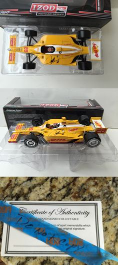 Racing-Indy 1228: Ryan Hunter-Reay, Hand Signed, 2011 Sun Drop 1 18 Scale Diecast By Greenlight -> BUY IT NOW ONLY: $99 on eBay!