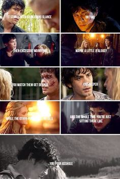 Bellarke/the 100 <3 Paul Kiss, The 100 Quotes, 100 Memes, The 100 Show, The 100 Clexa, Bob Morley, Eliza Taylor, I Ship It, Bellarke