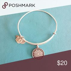 "Alex and Ani ""New Beginnings"" From their Energy collection Alex & Ani Jewelry Bracelets"