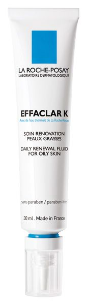 Effaclar K Hautbild erneuernde Pflege. Mit Anti-Rückfall Effekt. Gegen Hautunreinheiten.