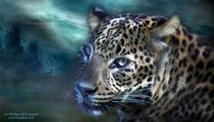 In The Eyes Of A Leopard