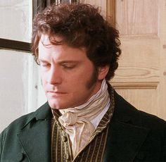 Orgoglio e Pregiudizio (1995) - Colin Firth è mr Darcy