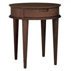 Walnut Stockholm Lamp Table