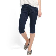Tom Tailor Women Alexa Slim Fit Capri   #exportleftovers #elo #polorepublica