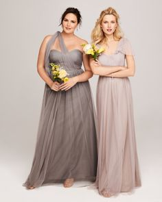#plussize #bridesmaid {Fashion Friday} Plus Size Bridesmaid Dresses from Nordstrom | Pretty Pear Bride | Purchase here: http://prettypearbride.com/fashion-friday-plus-size-bridesmaid-dresses-from-nordstrom/