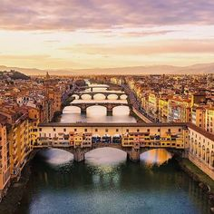 [New] The 10 All-Time Best Home Decor (in the World) - Italy - Ponte Vecchio Firenze Thanks to Places In Italy, Places To Go, King Of Italy, Under The Tuscan Sun, Beautiful Places To Travel, Europe Destinations, Florence Italy, Countries Of The World, Luxury Life