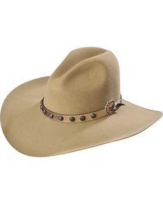 551480dc9f8d8 Stetson 3X Broken Bow Buffalo Cowboy Hat