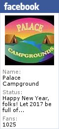 Palace Campgrounds in Galena IL for tents, camping, RVs and more!