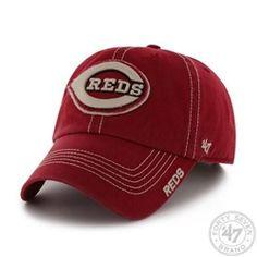 Cincinnati Reds Hat Adjustable Grapple '47 Brand Hat