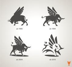 Logo design by Andreas Karl Design Vienna #logo #mark #brand #id #logotype #symbol #buffalo